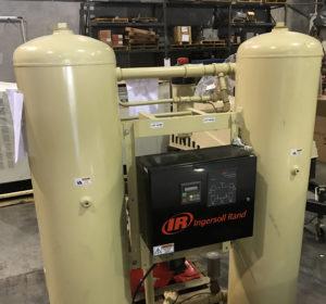 Ingersoll Rand Desicant Dryer – 500 CFM
