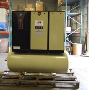 2008 Ingersoll Rand IRN20HTAS Screw Compressor