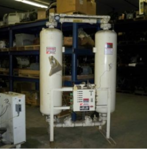 1998 Zeks 920 HPS Desiccant Air Dryer
