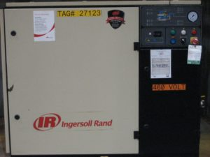 Ingersoll-Rand Model: UP6-25-125 BMTD