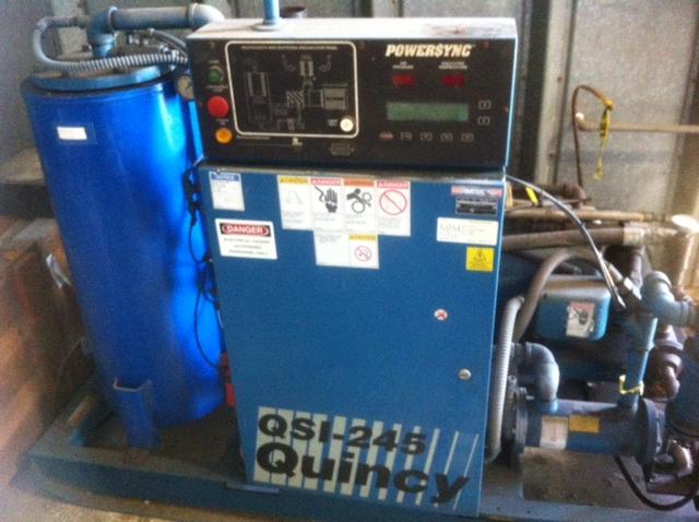 2000 Quincy QSI-245