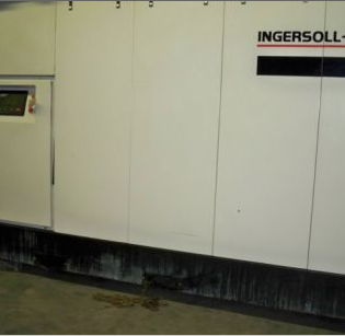 1997 Ingersoll Rand EPE300-2S Rotary Screw Air Compressor