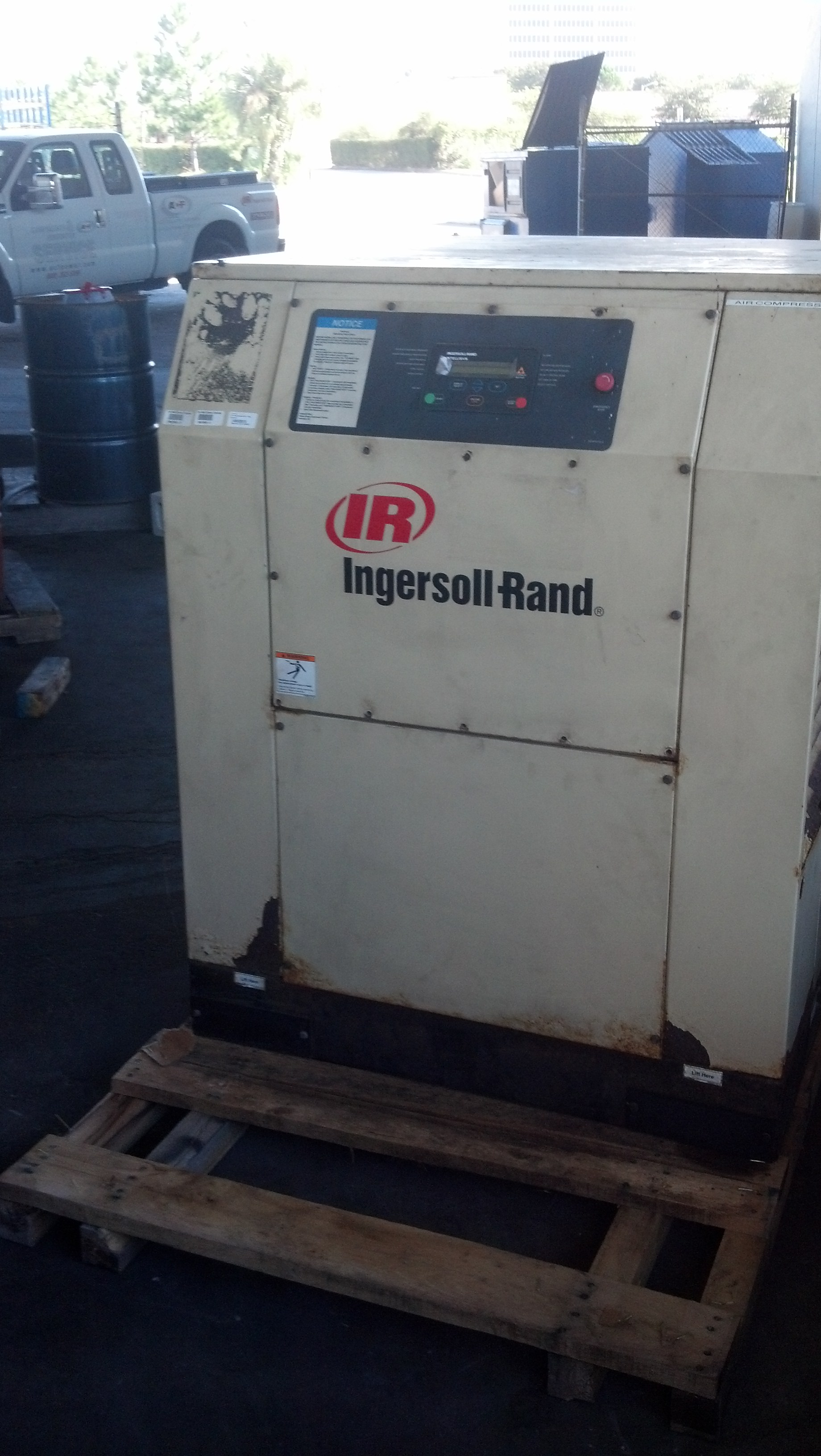 1997 Ingersoll Rand HP25-SE