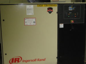 Ingersoll Rand Model: UP6-50PE