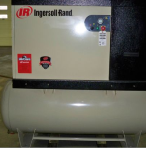 2005 Ingersoll Rand UNI-7-115 Rotary Screw Air Compressor