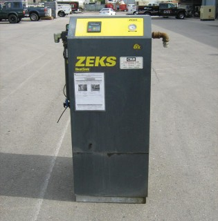 Zeks refrigerant air dryer