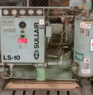 1994 Sullair LS10-30H