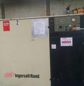 2006 Ingersoll Rand UP6-40-125