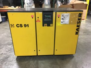 Kaeser Air Compressor model CS91