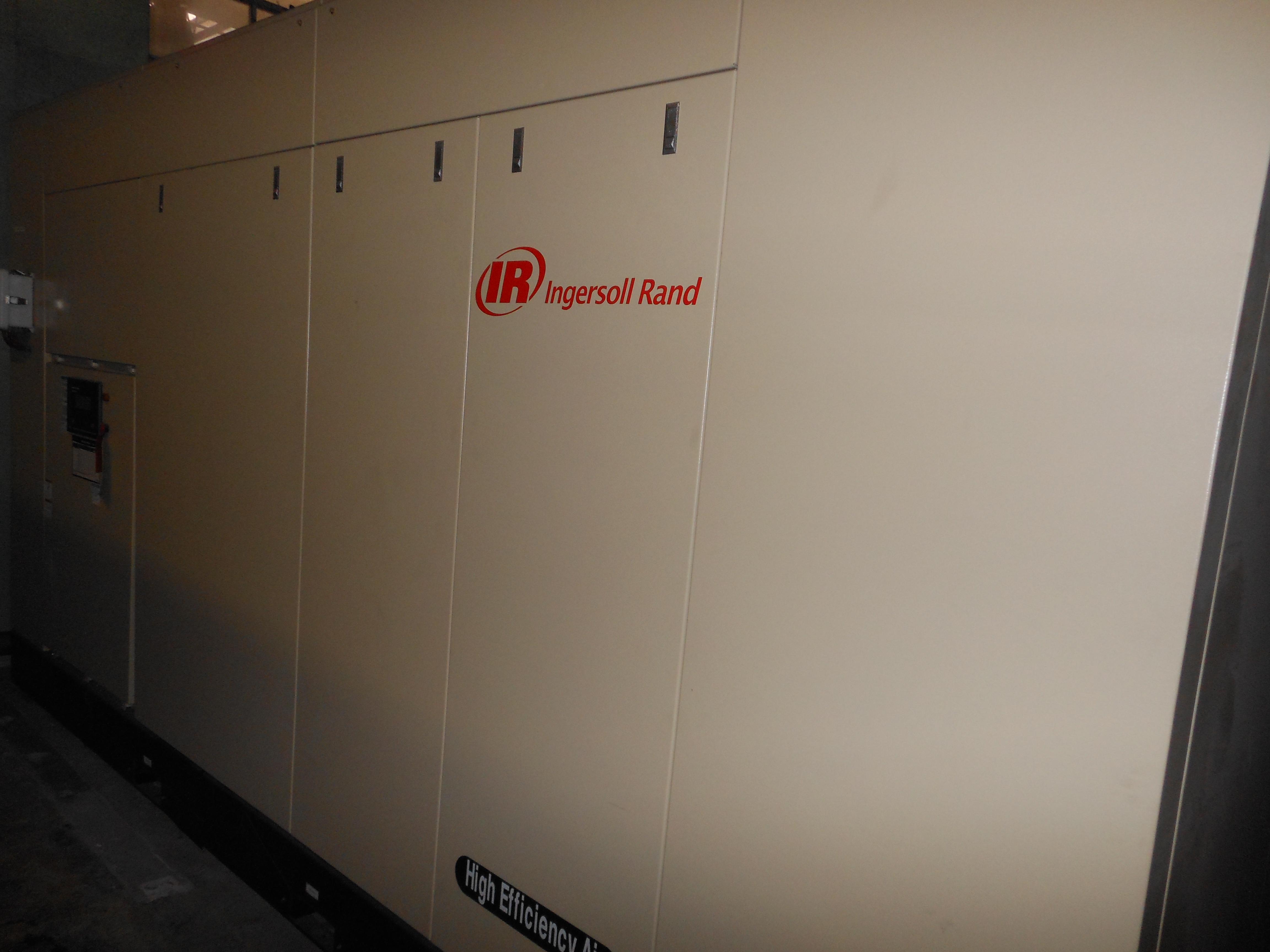 2009 Ingersoll Rand HPE350-2S